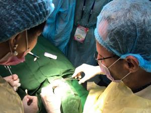 chirurgica dermatologica live Manila - 09-2019
