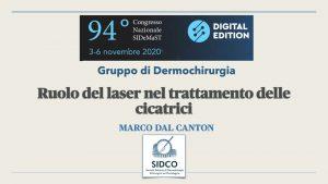 laser nel trattamento delle cicatrici